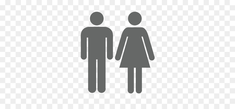 Female Gender Symbol Icon Men And Women Outline Png Download 721