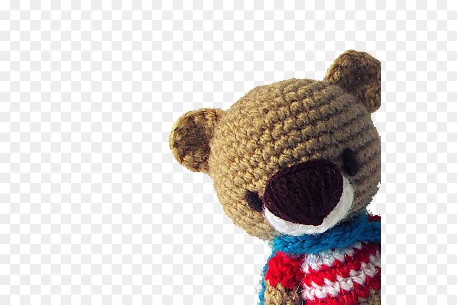 Bear Amigurumi Crochet Knitting Pattern - Creative Knitting Bear ...