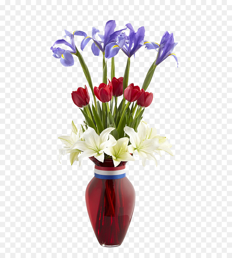 Tulip Flower Bouquet Ftd Companies Blue Lily Tulip Flower