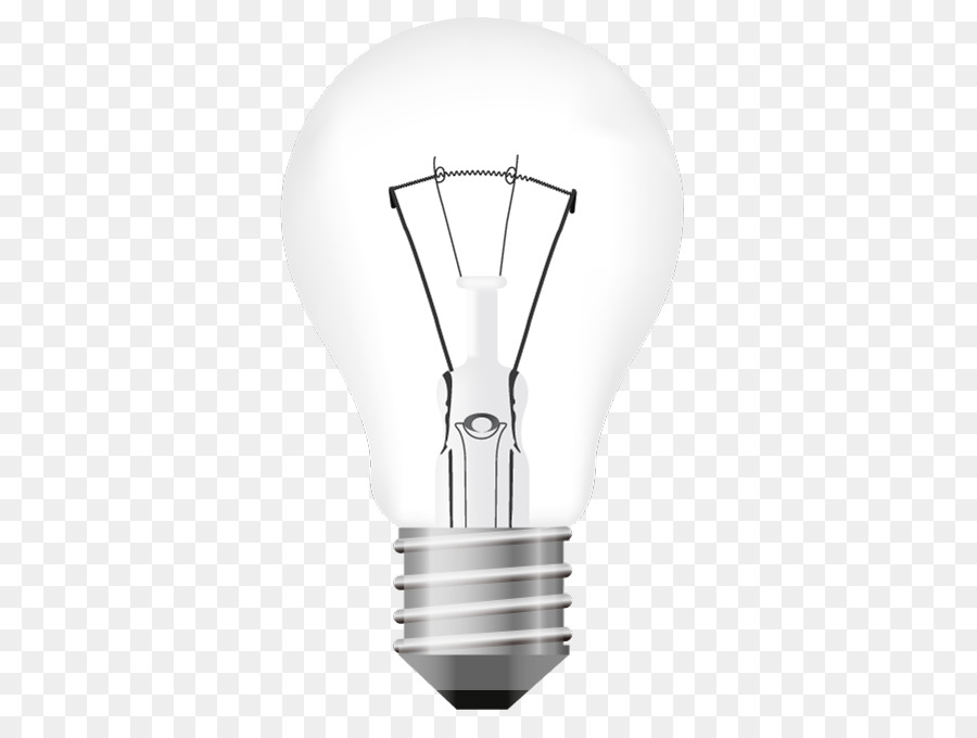 Incandescent Light Bulb Incandescence Fluorescent Lamp Vector