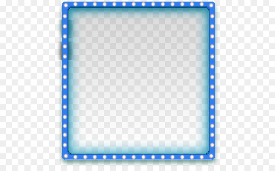 Imágenes prediseñadas - Azul simple borde del marco de la textura ...