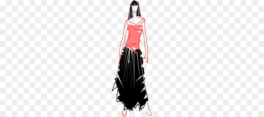 New York Fashion Week Fashion Design Sketch Women Fashion Png