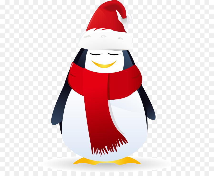 Santa Claus Weihnachten-Royalty-free Schneeflocke - Hand-bemalt ...