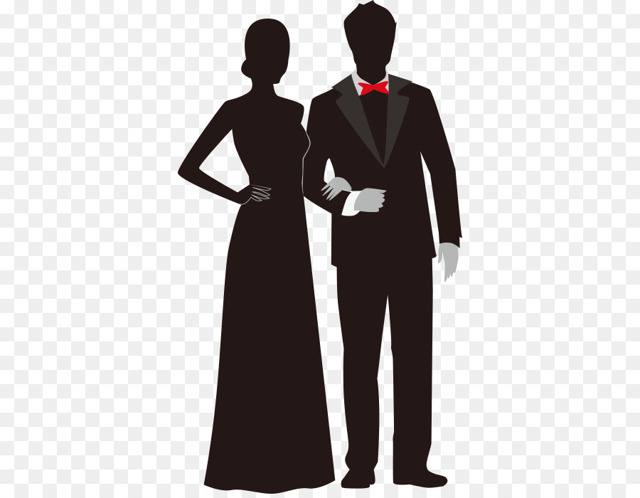 prom silhouette clip art vector couple dress elderly png download rh kisspng com clipart promo prom clip art free