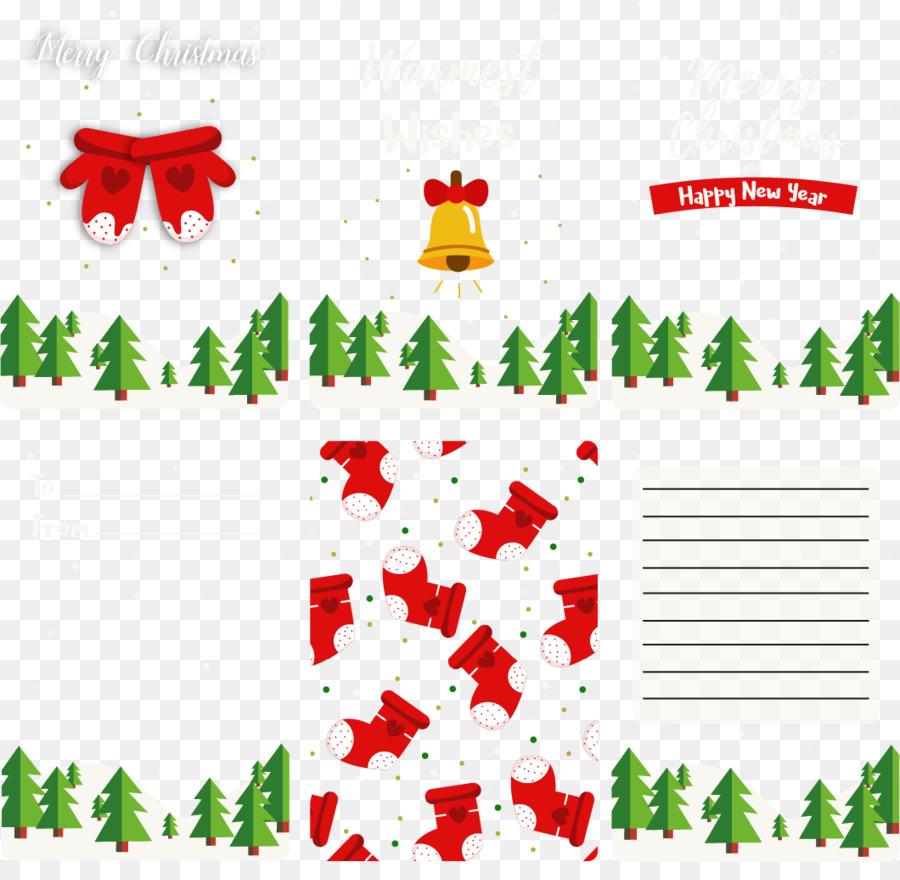 Rote Weihnachtskarten.Papier Weihnachtskarte Weihnachtsbaum Rote Weihnachtskarten