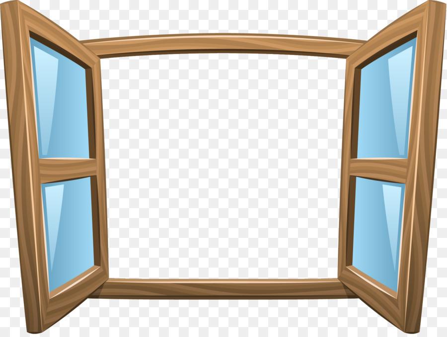 Window Royalty-free Clip art - Cartoon vector windows png download ...