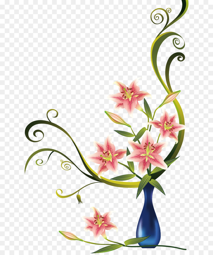 Floral design cartoon clip art cartoon beautiful fresh lily png floral design cartoon clip art cartoon beautiful fresh lily izmirmasajfo