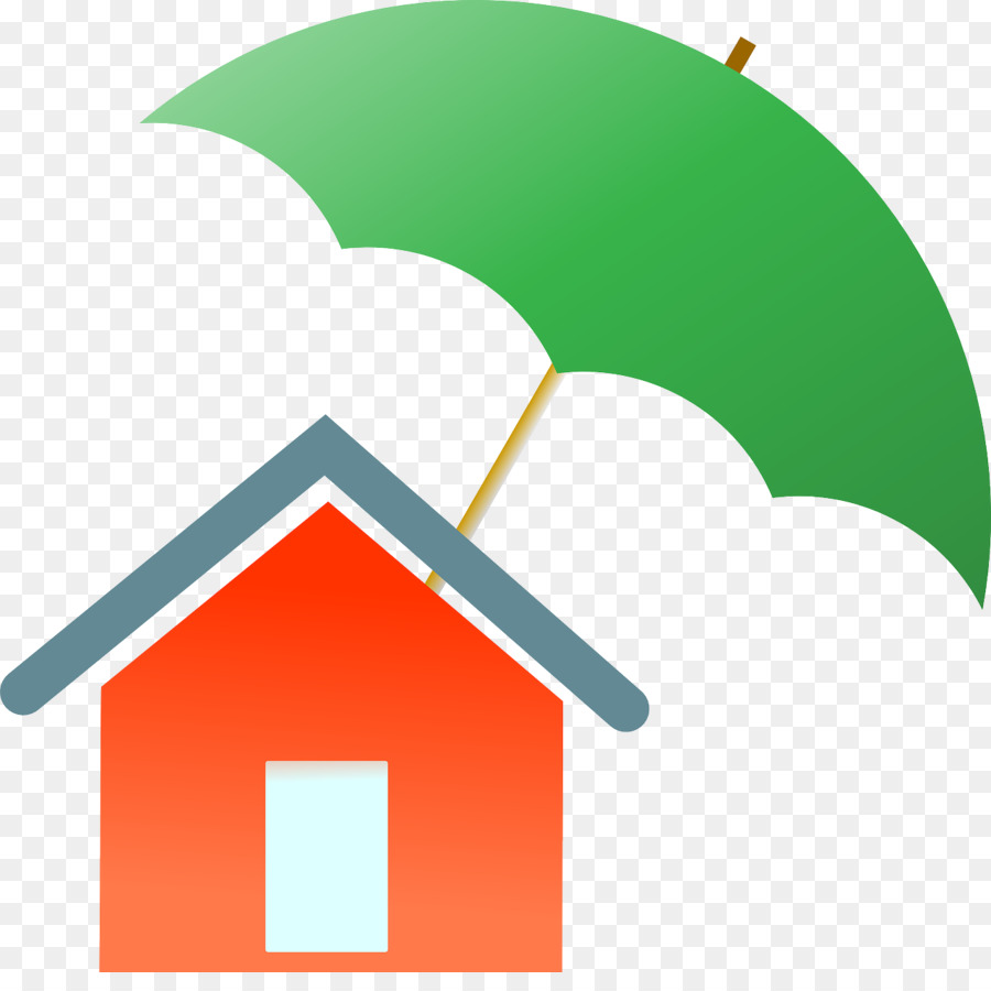 home insurance liability insurance clip art red house green