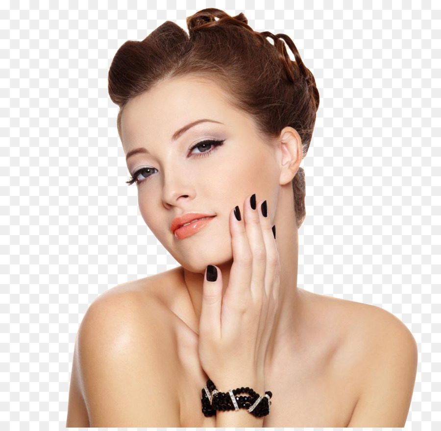 Kiss Nail Model Hairstyle Beauty Parlour Fashion European And American Beautiful Women Ultimos Peinados Europeos