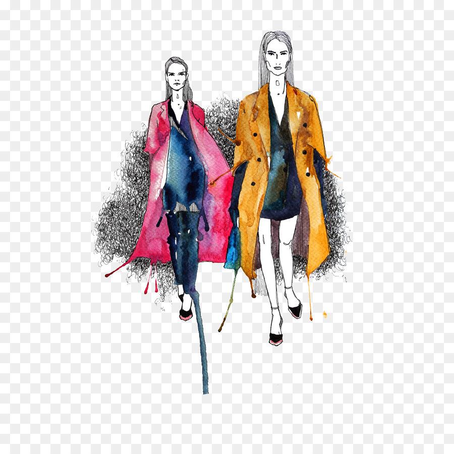Fashion Illustration Illustration Simple Design Women S Fashion