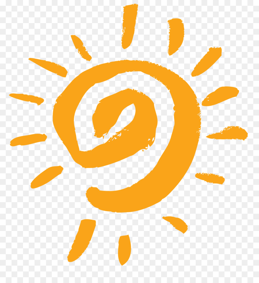 Symbol Sun Illustration Lovely Sun Png Download 10801170 Free
