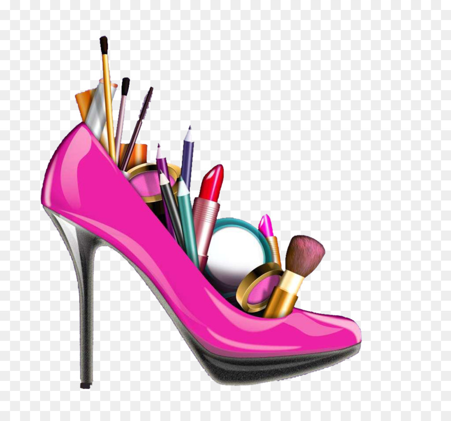 mac cosmetics fashion illustration wallpaper shoes and