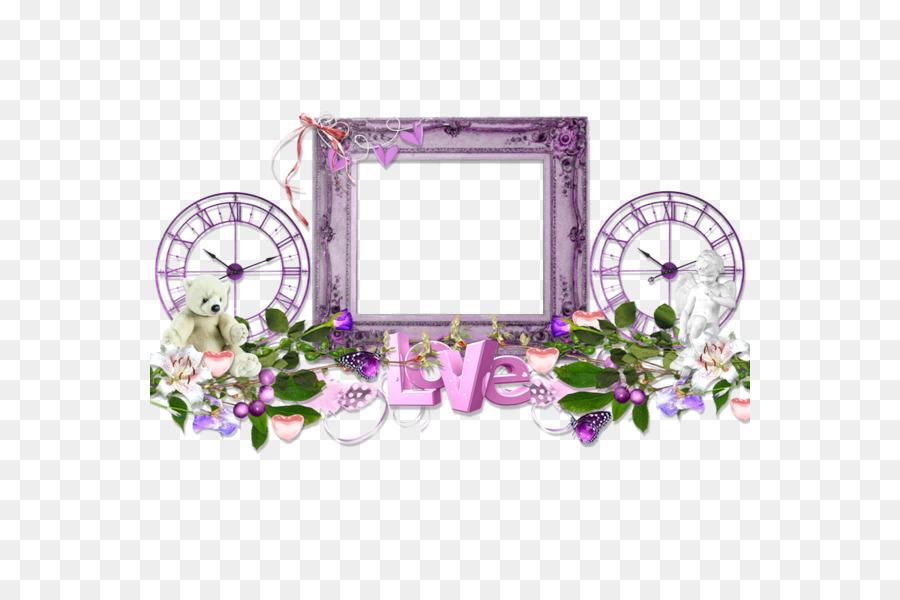 Wedding Background Frame png download - 600*600 - Free
