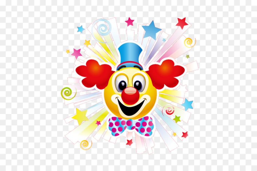 Clown Royalty Free Zirkus Clip Art Cartoon Clown Png Herunterladen