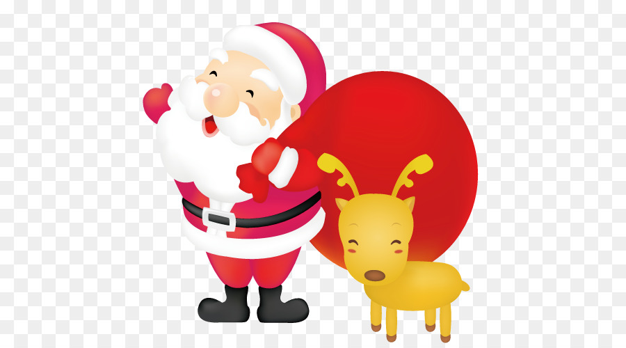 Bilder Rentiere Weihnachten.Rudolph Santa Claus Rentiere Weihnachten Weihnachten
