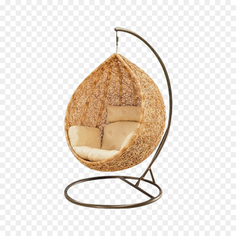 Chair Calameae Basket   Bamboo And Rattan Hanging Chair