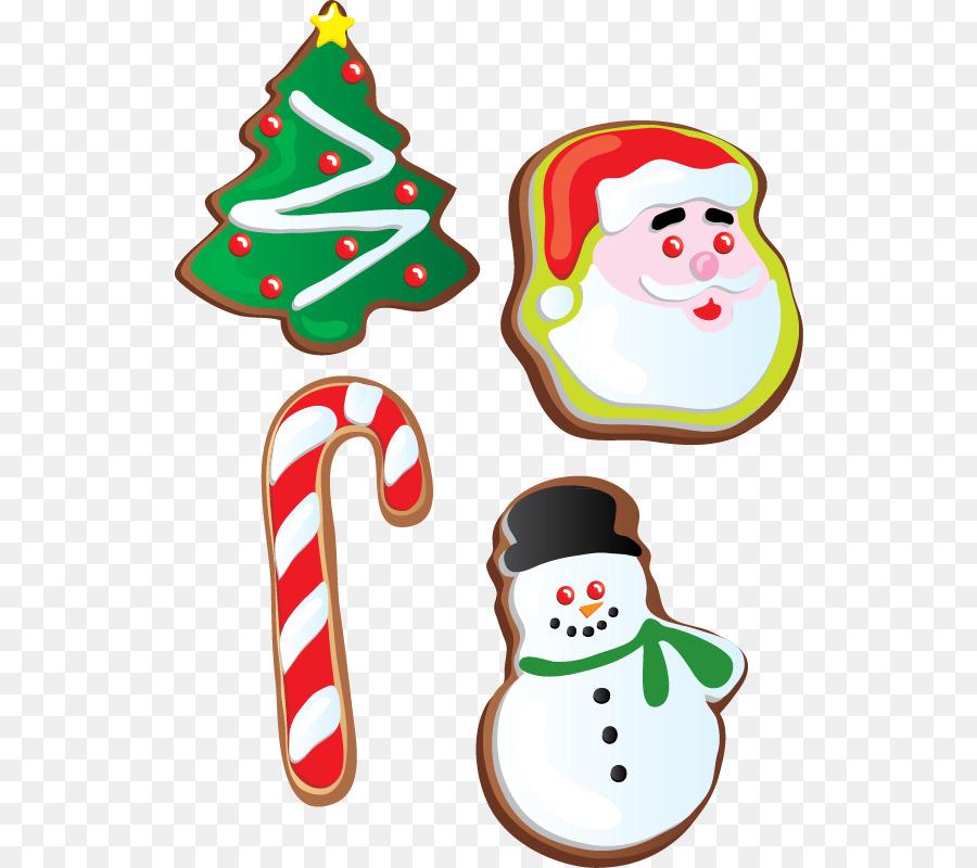 Christmas cookie clipart - Weihnachten, Schneemann, Santa Claus ...