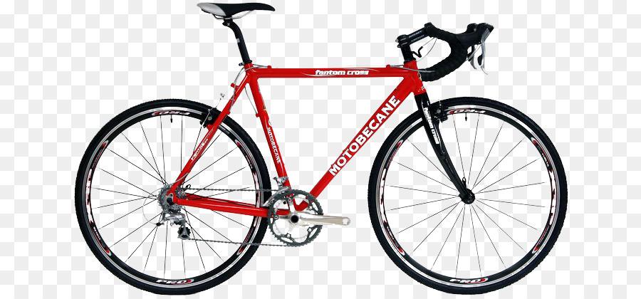 Cyclo Cross Bicycle Motobxe9cane Ridley Bikes   A Red Mountain Bike