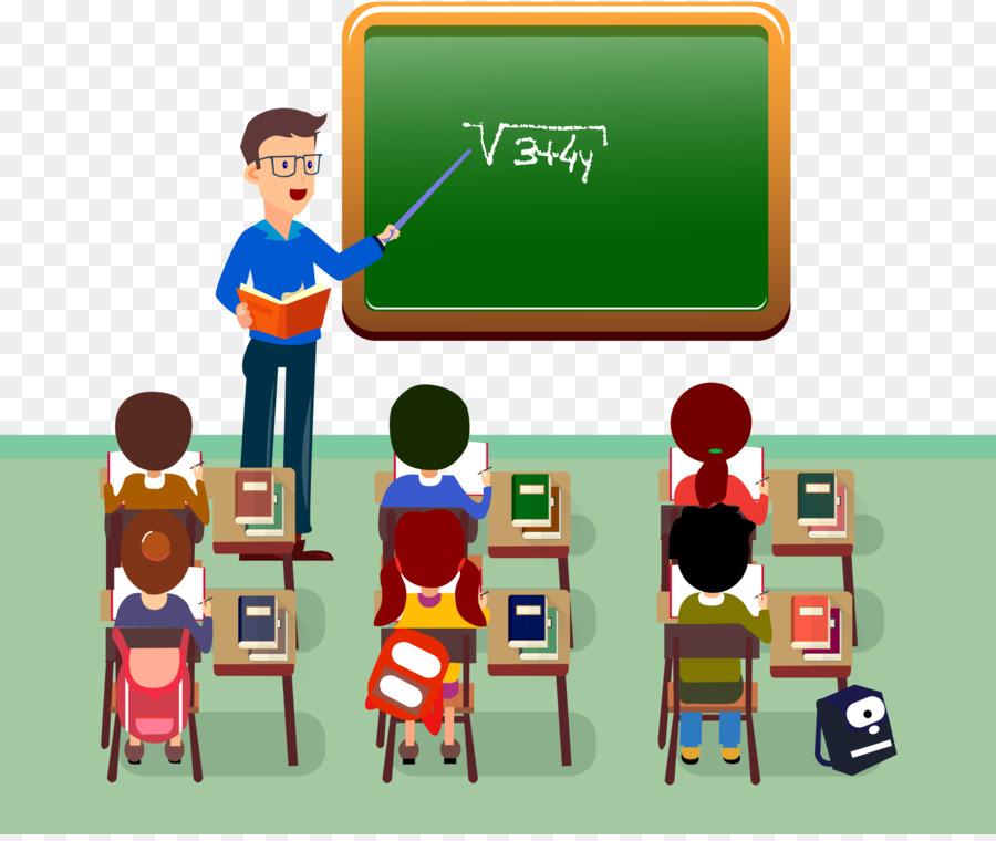teacher classroom learning school cartoons pictures www