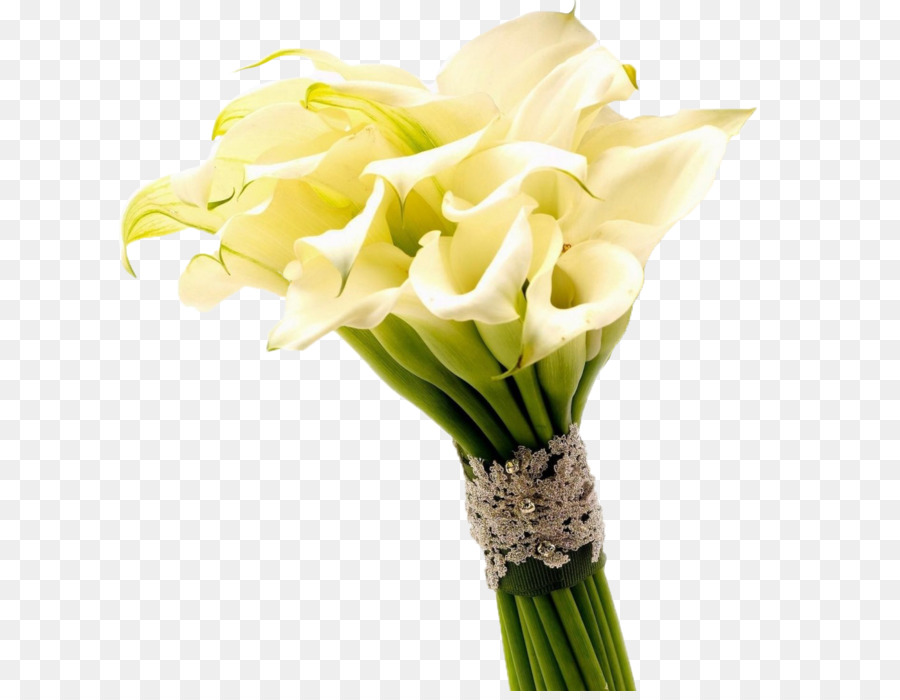 Arum-lily Flower bouquet Callalily Wallpaper - Yellow taro flower ...