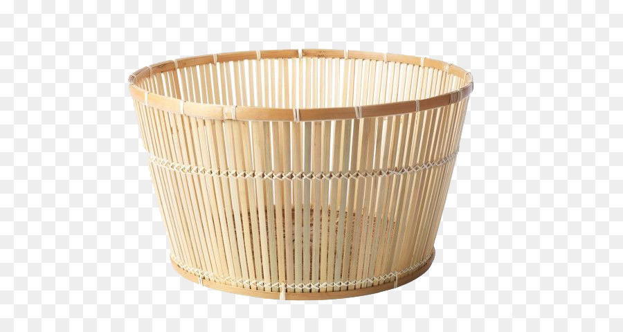 IKEA Basket Furniture Newspaper Clothing   Bamboo Basket Container