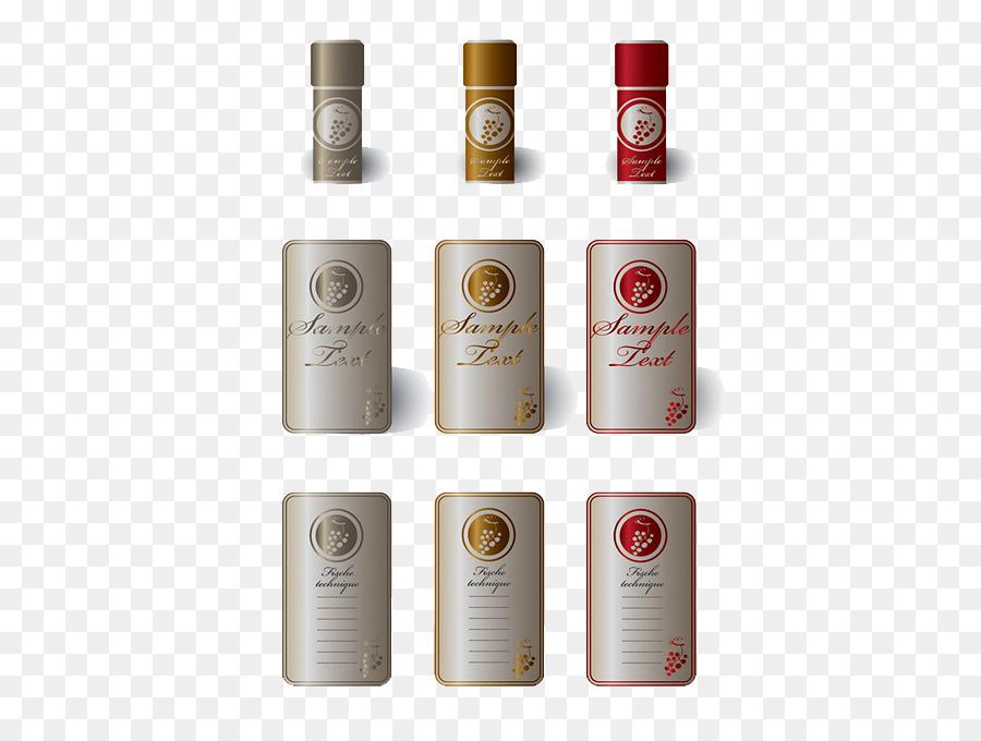 wine bottle cap wine stickers png download 500 663 free