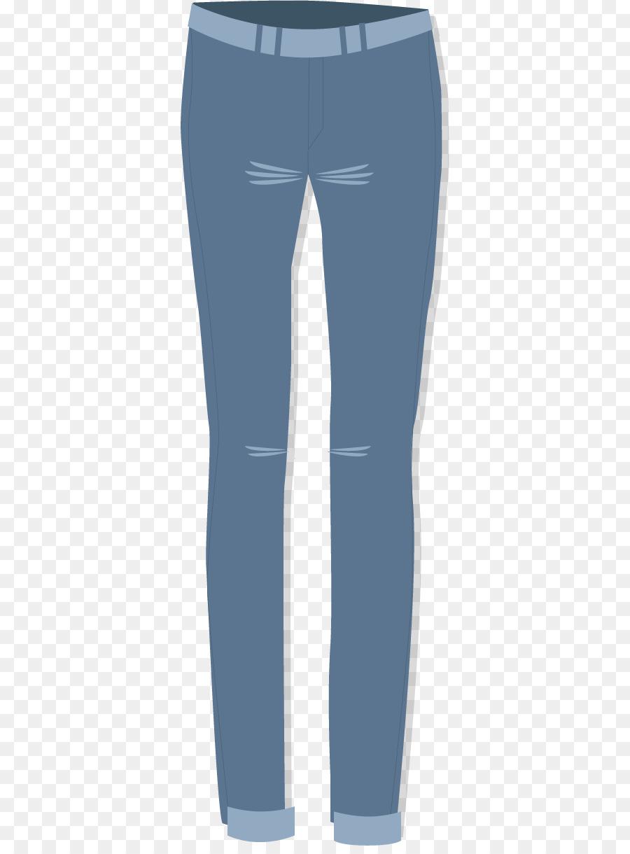 La Ropa Jeans Pantalones De Abrigo Vector Mujer Uq8Iaqvw