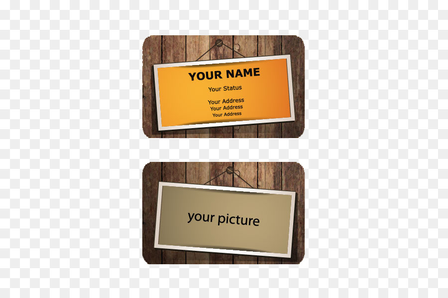 Paper business card flyer textured wood frame elements png paper business card flyer textured wood frame elements colourmoves