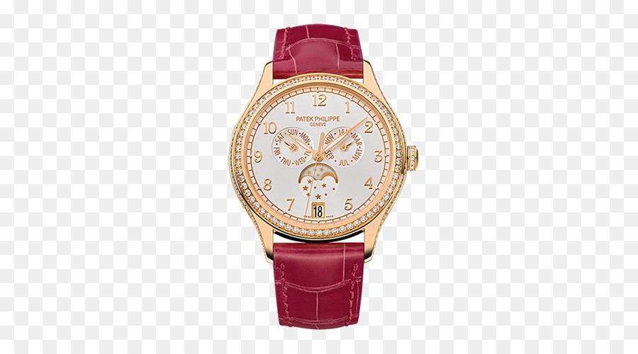 991d558148f Патек Филипп   Ко. Усложнение часы с автоподзаводом годовой календарь -  Женщины хронограф автоматические механические часы