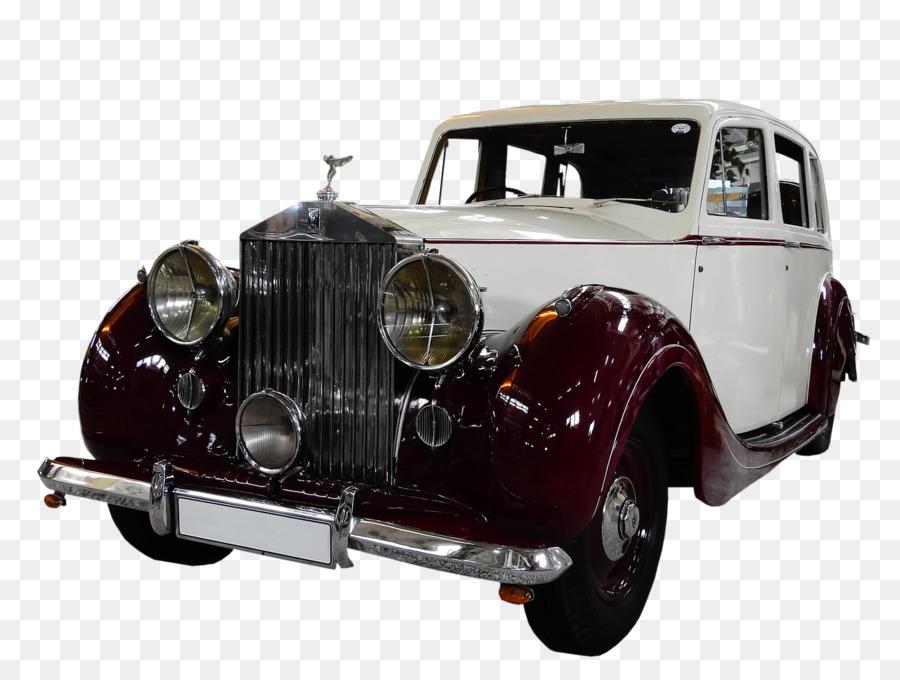 Rolls-Royce Silver Dawn Antique car Rolls-Royce 25/30 - The old ...