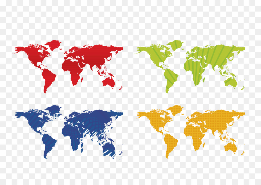 Globe world map 4 colors world map icon png download 17581242 globe world map 4 colors world map icon gumiabroncs Gallery