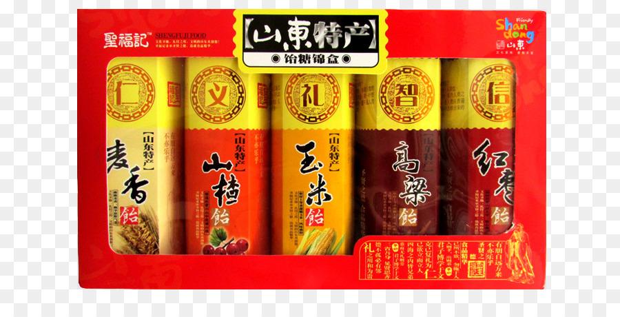 Qingdao Speciality Zhutourou Gummi Candy Shandong Specialty Wheat
