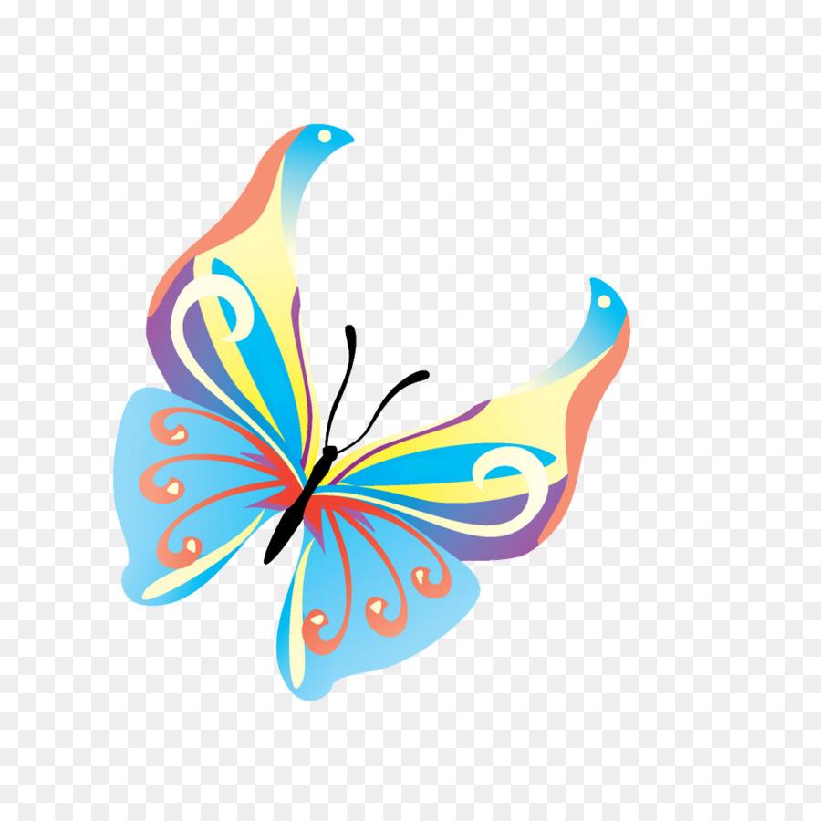 butterfly insect clip art butterflies vector transparent