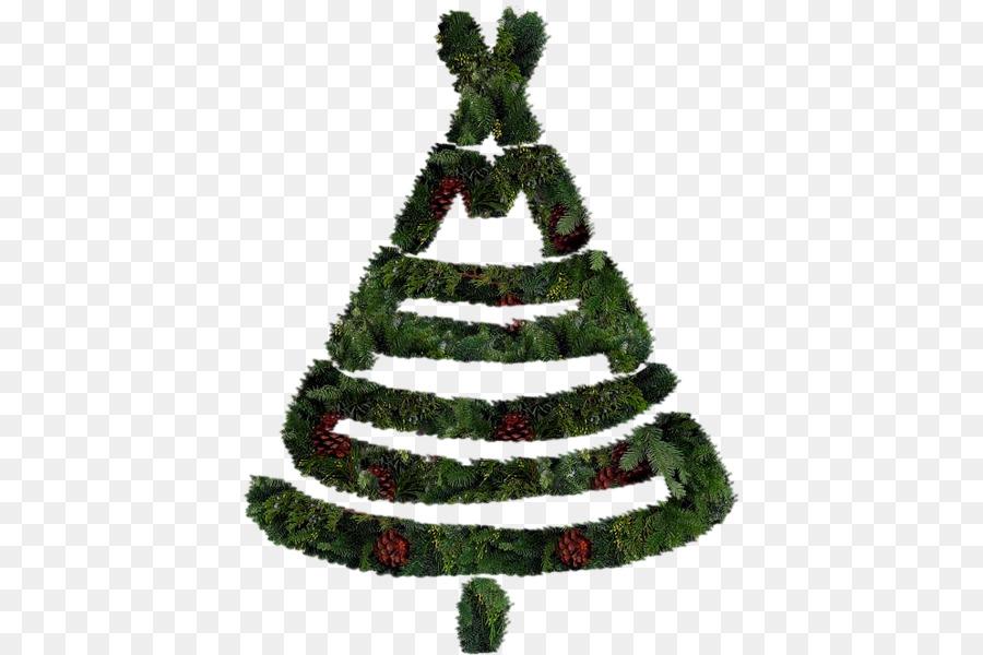 Árbol de navidad de Santa Claus Clip art - Creativo árbol de Navidad ...