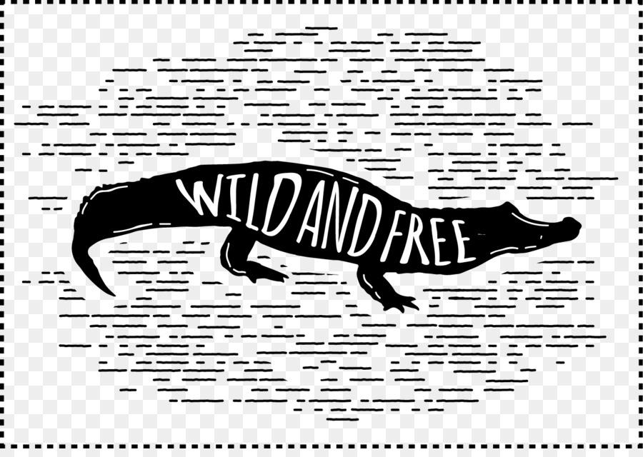 Gambar Teks Siluet Ilustrasi Sketsa Buaya Unduh Dinosaurus Seni