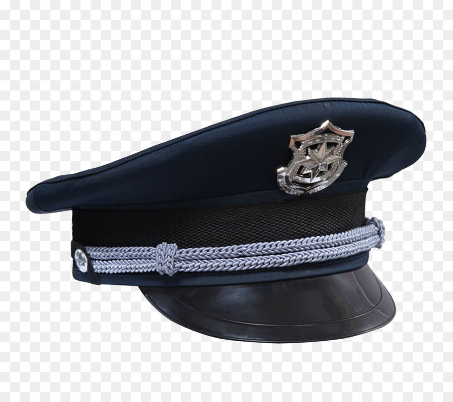 4c72072ca403a Amazon.com Cap Police officer Hat Security guard - Standard police ...
