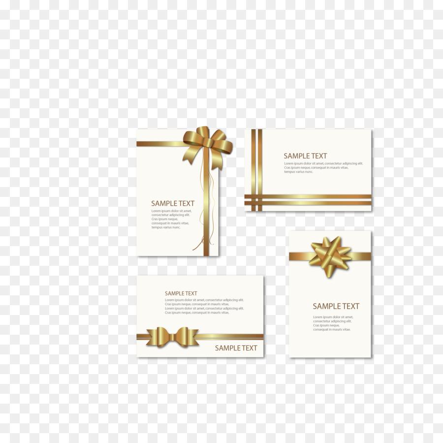 Ribbon Adobe Illustrator Flower Vector Gold Bowknot Decorative