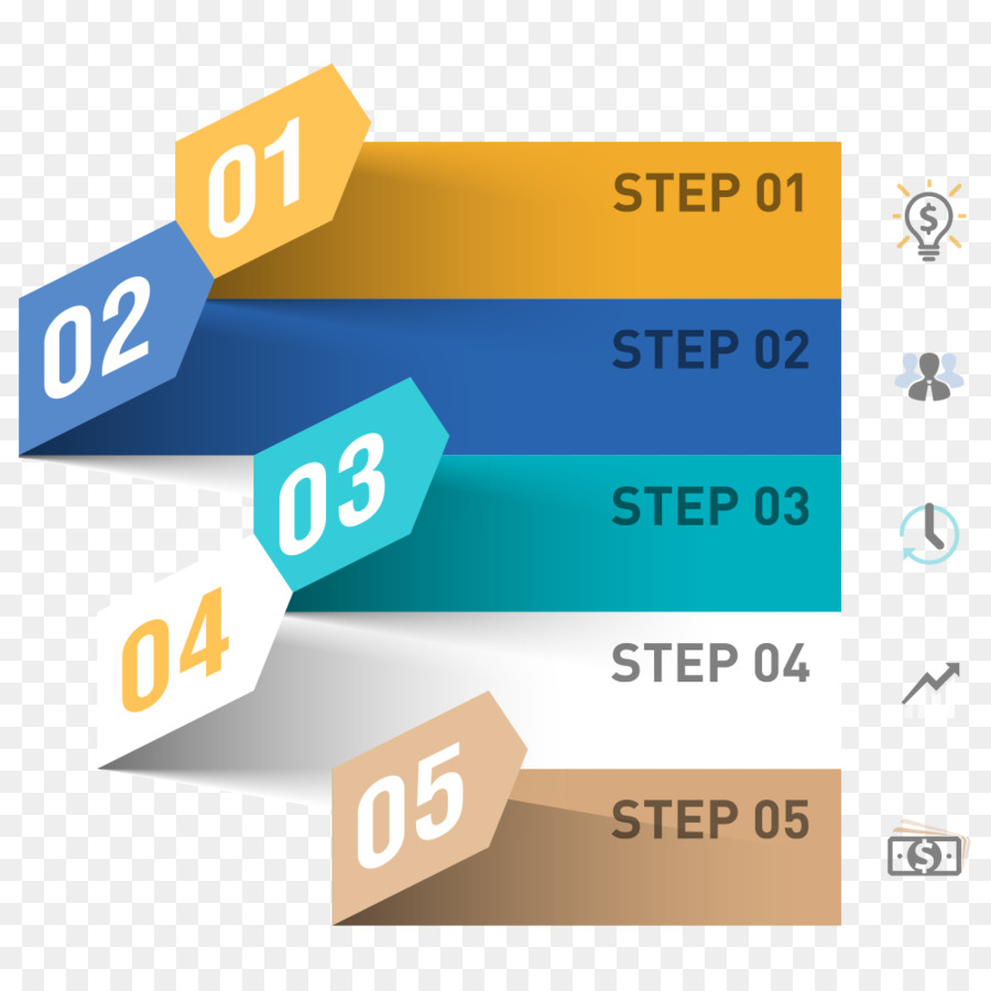 Infographic Business process Clip art - PPT element png download ...