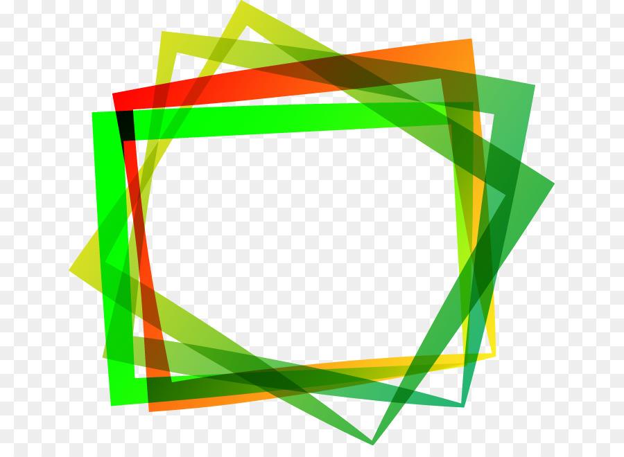 Si(nos) - Creativo colorido de la frontera Formatos De Archivo De ...