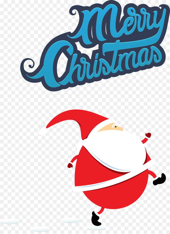 Santa Claus Geschenk-Secret-Santa-Weihnachten-Gruß-Karte - Santa ...