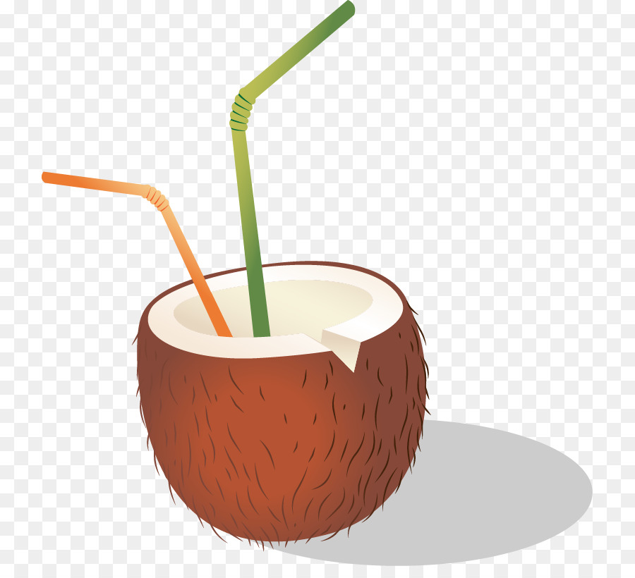 Coconut Water Drawing