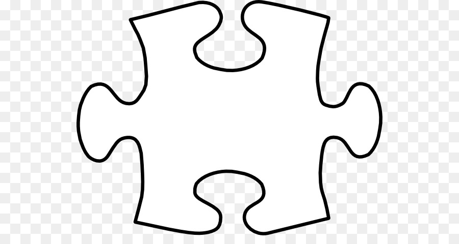 Black And White Puzzle Clipart Vector And Clip Art