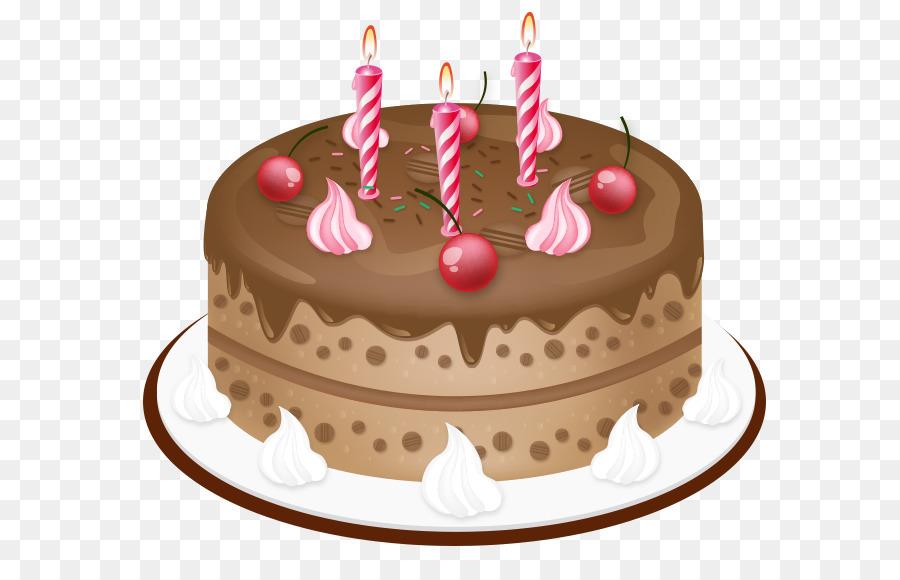 Pastel De Cumpleaños, Pastel De Chocolate Cupcake Layer