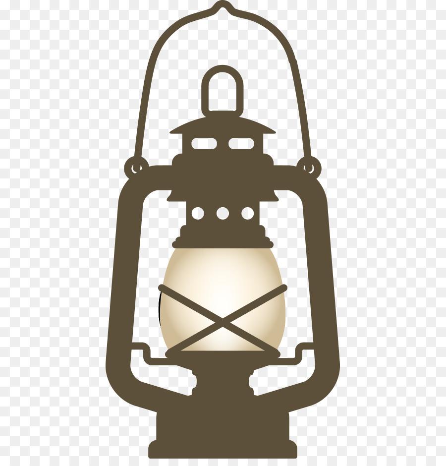 Lantern Oil Lamp Kerosene Lamp Illustration   Vector Ancient Oil Lamp