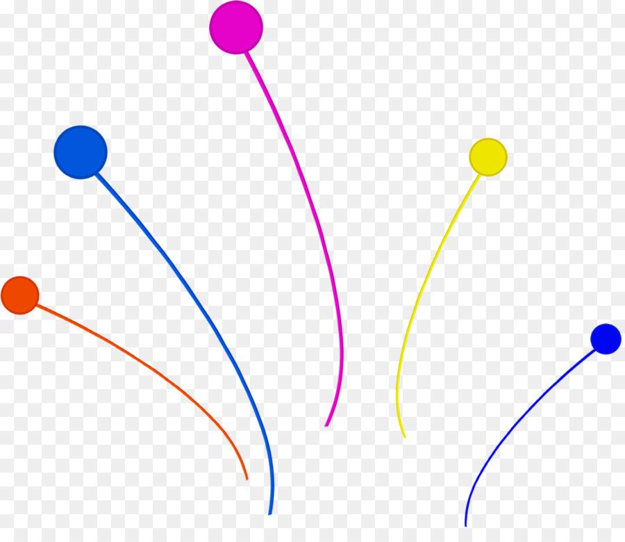 La Línea De Color De Punto - Color de la línea de puntos png dibujo ...