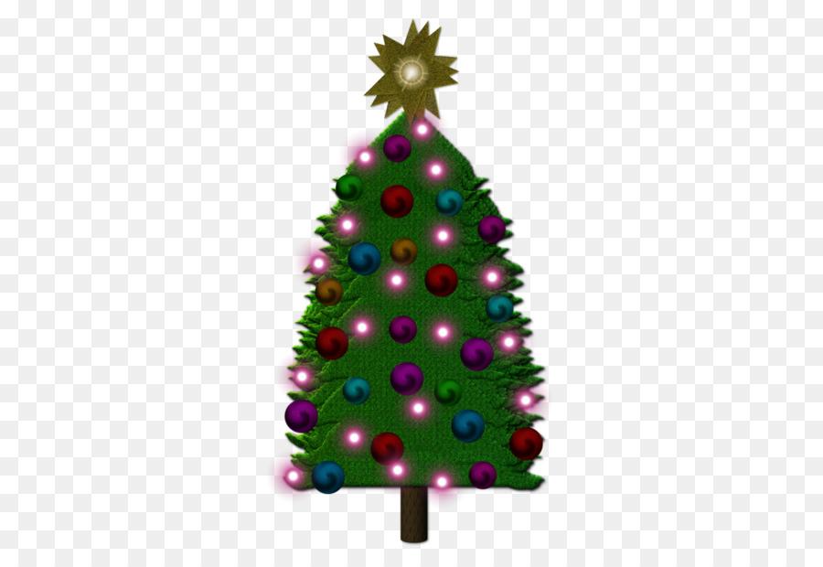 Christmas Tree Drawing Christmas Ornament Cartoon Christmas Tree