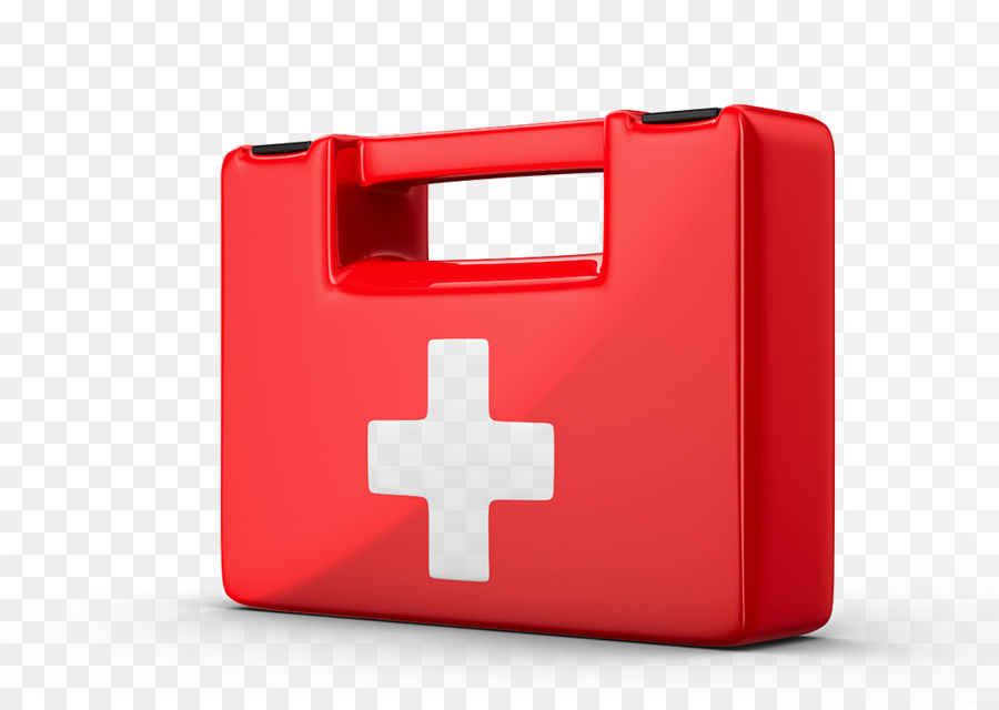 First Aid Royalty Free Stock Photography Red Square First Aid Kit