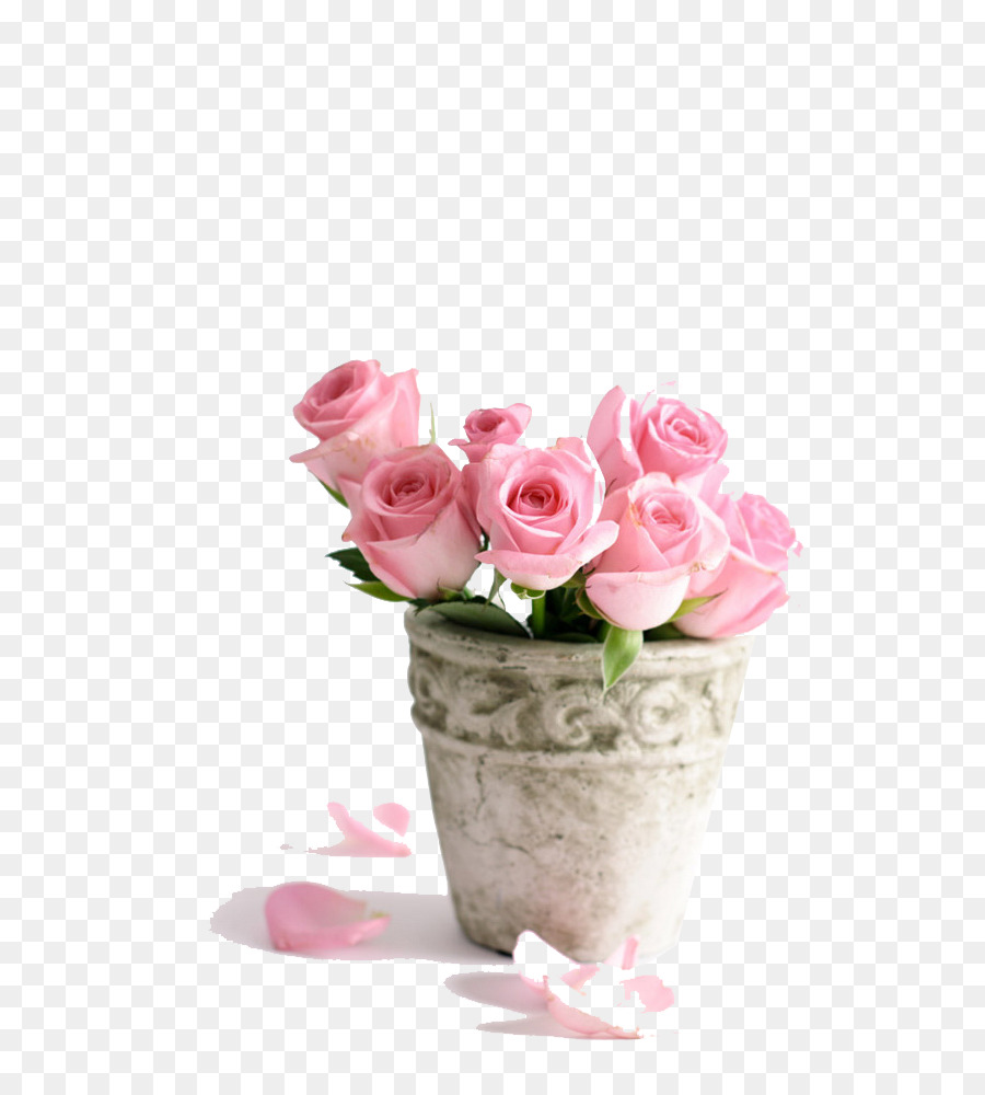 Birthday Cake Flower Happy Birthday To You Rose Pink Roses Png