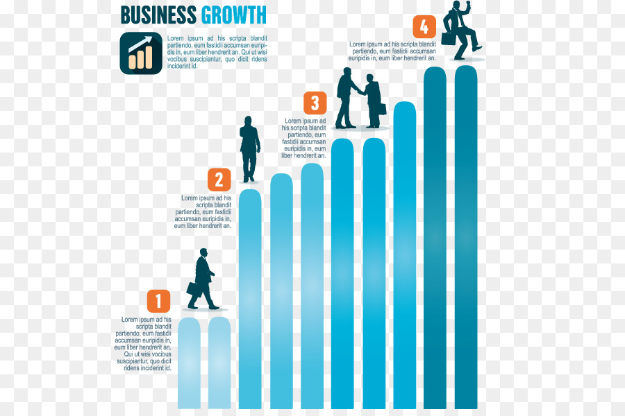 Infographic Businessperson Company Vector Elements For Business