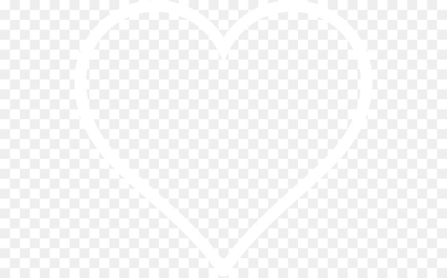 white symmetry black angle pattern white heart cliparts